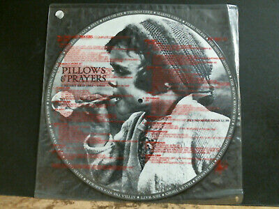 PILLOWS AND PRAYERS  Various LP  PICTURE DISC  Tracey Thorn etc   NEAR-MINT !
