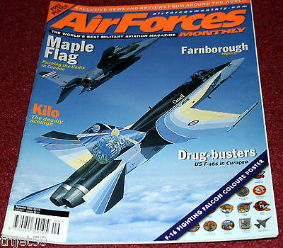Air Forces Monthly 2000 September F-16