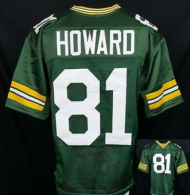 the best attitude b9406 36c4b DESMOND HOWARD AUTHENTIC Style Stitched Green Bay Packers Jersey XL