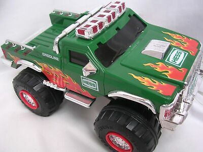 2007 Hess Monster Truck & Two Motorcycles Toy  LN in Box Rare Collectable Easter