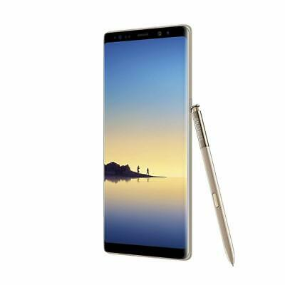 FACTORY SEALED - Samsung Galaxy Note 8 SM-N950F - 64GB - Maple Gold / Smartphone