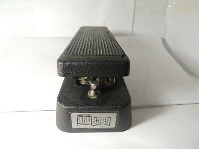 Dunlop GCB-95 Crybaby Wah Effects Pedal Cry Baby Wah Free USA Shipping