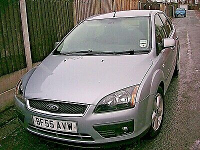 2005  Ford Focus 1.6 Zetec climate silver grey