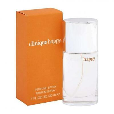 Happy by Clinique 1 oz Perfume Spray for Women NEW