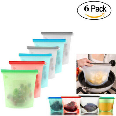Vacuum Sealer Food Storage Bag Pouch Reusable Temperature resistant -60~+240°C