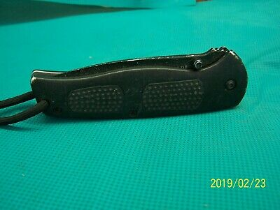 Smith and Wesson Special Ops Folding Knife SW110 #61