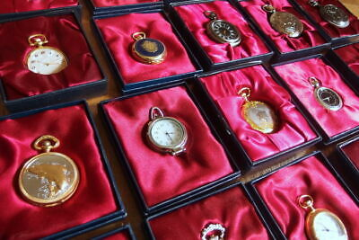 Choose Your Pocket Watch - 75 Designs - Fast Shipping