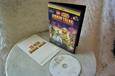 LEGO Star Wars: Droid Tales - 2015 - Animated - TV Series - R2D2 & C3PO - DVD