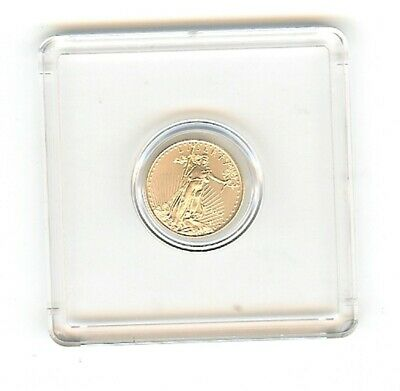 2012 $5 Gold American Eagle 1/10 Oz Bullion Coin U.s. Money Reserve