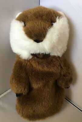 0403ac5df96 Proactive Caddyshack Gopher Golf Driver Head Cover Golf Club Cover Plush