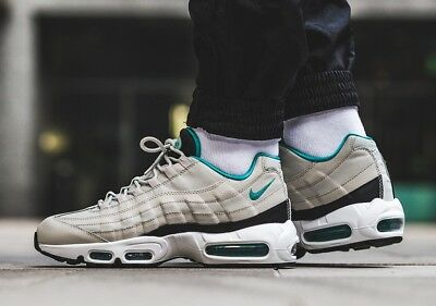 more photos 74e40 38a66 Men s Nike Air Max 95 Torquoise Sport(749766-027) Size UK7.5