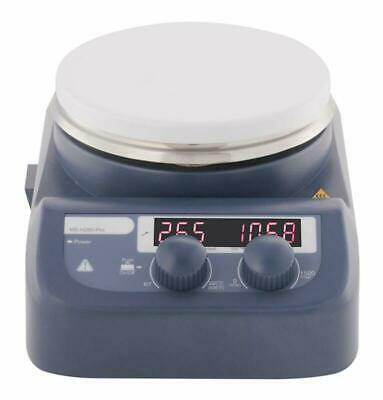 Camlab MS-H280-Pro Magnetic Hotplate Stirrer with LED Display