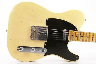 2018 Fender Ltd NAMM 51 Nocaster JRN Custom Shop Relic Electric Guitar #35520
