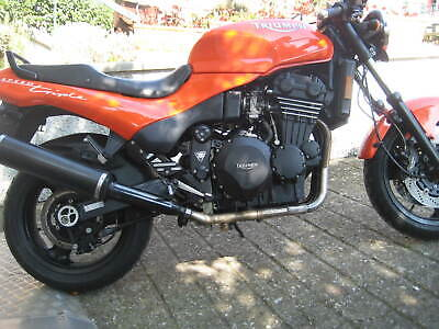 Triumph Speed Triple 900