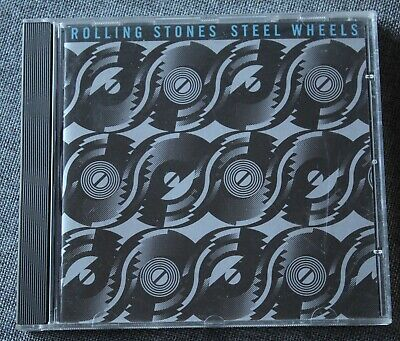 Rolling Stones, steel wheels, CD