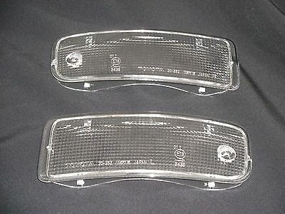 Toyota Celica GT4 ST205 clear front indicator lenses and clear 3rd brake lens