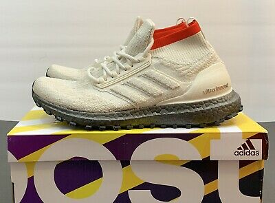 e5a7b37a1cd Adidas Ultra Boost All Terrain Clear Brown Mens Size 10 WEATHER RESISTANT  AQ0471
