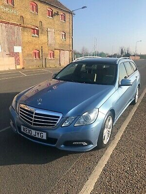 Mercedes E350 cdi Estate 2010 ONE Owner Blueefficiency