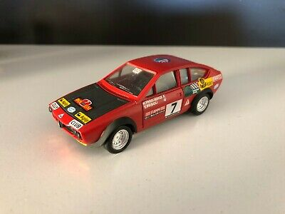 1//43 Alfa Romeo Alfetta GTV Rally Safari 1983 Munari Kit