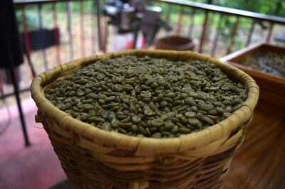 1kg Colombia Excelso Caffè Verde da Tostare Green Coffe Beans