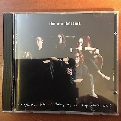 Everybody Else Is Doing It, So Why Can't We? by The Cranberries (CD,...