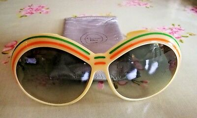 53a453046996 VINTAGE 1970'S CHRISTIAN Dior by Optyl 2040 70 Sunglasses, - £199.95 ...