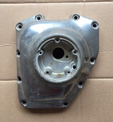 Harley Twin Cam Dyna Cam Cover. Rare Version with Sensor Hole. Fits 1999-2000