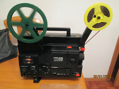 Proyector super 8 Yelco DS 805