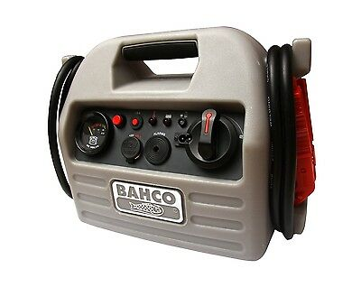 Bahco Auto Start Booster Lithium Batterie  Startbooster Starthilfe BBL12 800