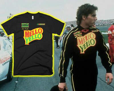Cole Trickle Mello Yello Days of Thunder uniform shirt vintage throwback NASCAR