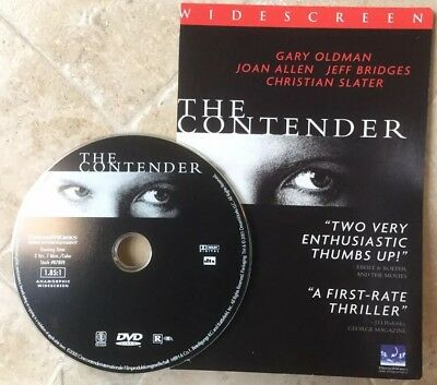 👀L@@K❗️The Contender DISC ONLY ~ EXCELLENT CONDITION ~ FAST SHIP❗️
