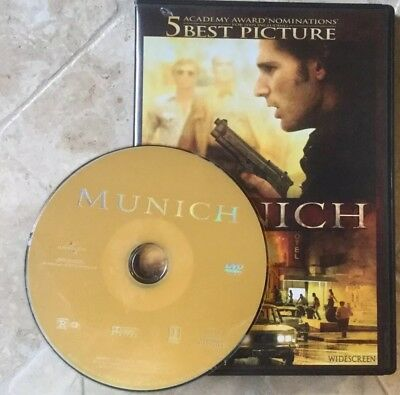 👀L@@K❗️Munich (2006, Widescreen) DISC ONLY ~ NO CASE ~ MINT ~ FAST SHIP❗️