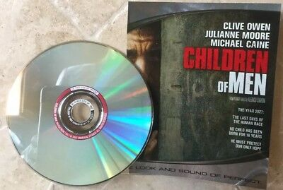 👀L@@K❗️Children of Men *** DISC ONLY*** MINT & FAST SHIP❗️