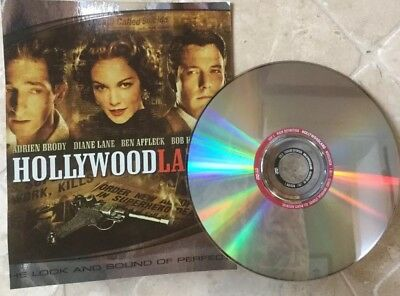 👀L@@K❗️Hollywoodland (2007) ***Disc Only***MINT & FAST SHIP❗️