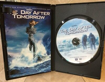 The Day After Tomorrow 👀L@@K❗️(Full Screen)  MINT & FAST SHIP❗️