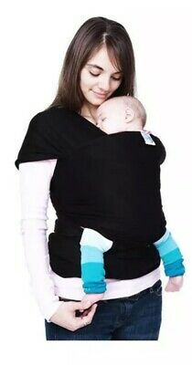 Moby Wrap UV SPF 50 New /& Authentic 100/% Cotton Baby Carrier Almond Blossom