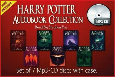 harry potter audio books free download stephen fry mp3