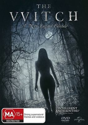 The WITCH : NEW DVD
