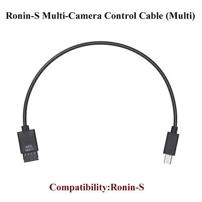Genuine DJI Brand Ronin-S Multi-Camera Control Cable (Multi), Promotion Price