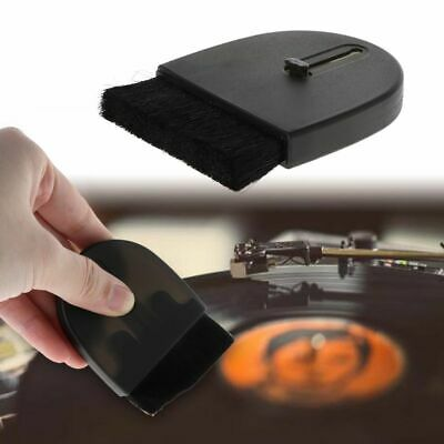 Cleaning Vinyl Brush Turntable Player Record Anti-static Cleaner Dust Accessory