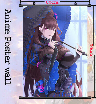 Anime Fate//zero Berserker Wall Scroll Poster Home Decor Holiday Gift 60*90CM#309