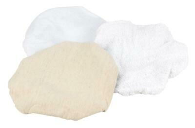 Performance Polishing Bonnets Replacement Use with WMR-W50054 Polisher Set of 3