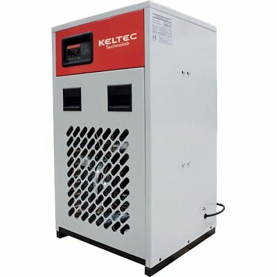 """25 CFM Non-Cycling Refrigerated Air Dryer, Dual Integral Filters, 1/2"""" Connectio"""