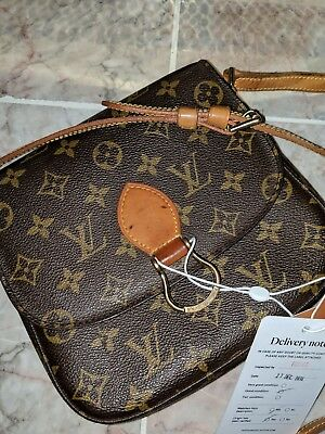c8aa07982db1 US SELLER AUTHENTIC LOUIS VUITTON TAIGA DELSEA CROSS BODY BAG PURSE ...