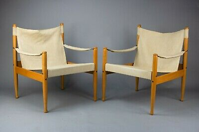 Antiques Pamplona Mid Century Modernist 1960s Chairs X 2 Designed By Augusto Savini
