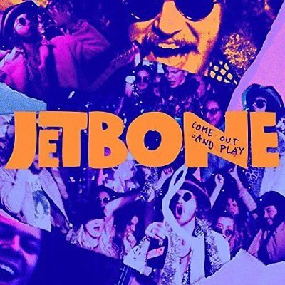Jetbone - Come Out And Play Softpak  Cd New
