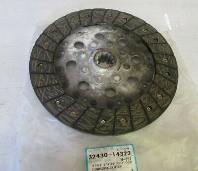 Kubota Clutch Friction Disc 3243014322