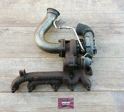 AUDI VW T4 TRANSPORTER UPGRADE 2 5 Tdi VOLVO V70 KKK TURBOCHARGER & MANIFOLD
