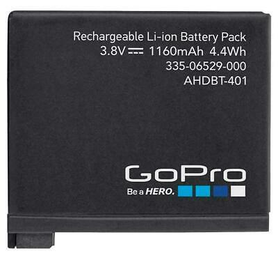 GoPro Rechargeable Li-ion Battery Pack for HERO4 (AHDBT-401)