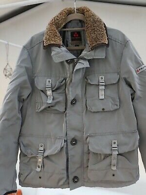 pretty nice 8760f 0f53f PEUTEREY GOOSE DOWN Jacket Men's Size XL Italy Giacca Piumino d'oca Brand  New